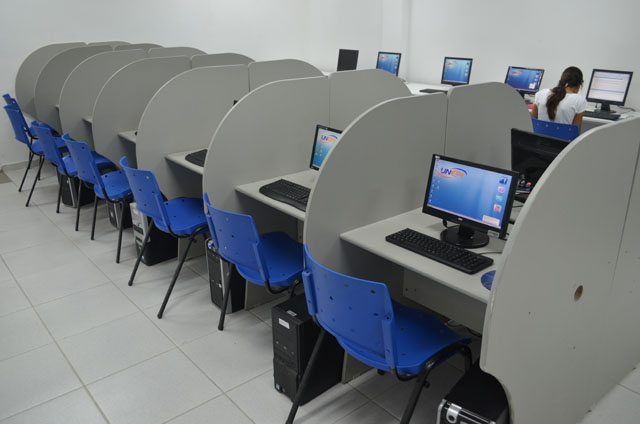 Laboratório de Multimídia