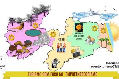 EVENTO: Turismo com foco no Empreendedorismo